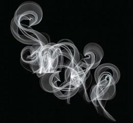 Hiệu ứng tạo khói trong Illustrator CS4