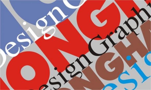 Những Fonts chữ đẹp nhất cho các nhà thiết kế chuyên nghiệp