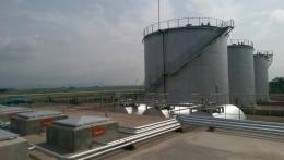 Thực hiên mô hình Kho xăng dầu cho quân chủng Phòng không Không quân
